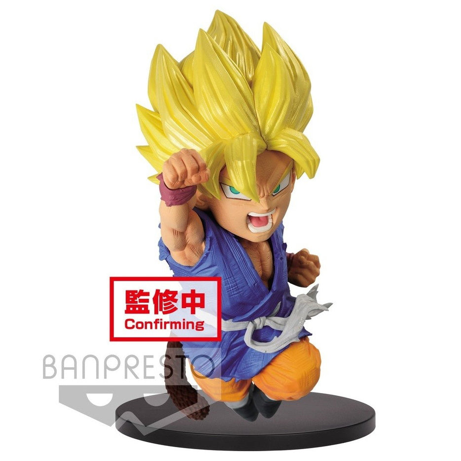 Dragon Ball GT Wrath of the Dragon Super Saiyan Son Goku Figure 19937