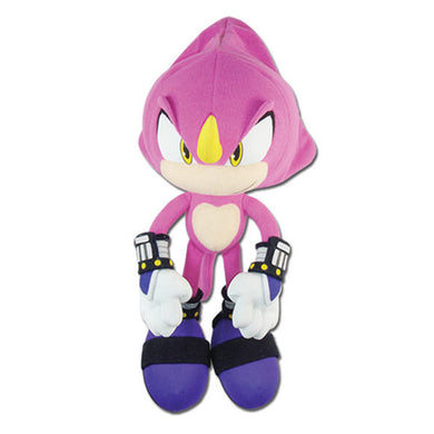 Great Eastern GE-52634 Sonic The Hedgehog: Espio The Chameleon Plush, 12