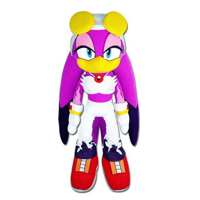 Great Eastern GE-52678 Sonic The Hedgehog: Wave The Swallow Plush, 13