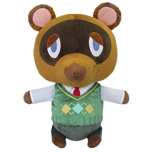 Little Buddy Animal Crossing Tom Nook Plush (Large), 18""