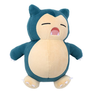 Takaratomy Pokemon: Sleeping Snorlax Plush (Small), 7""