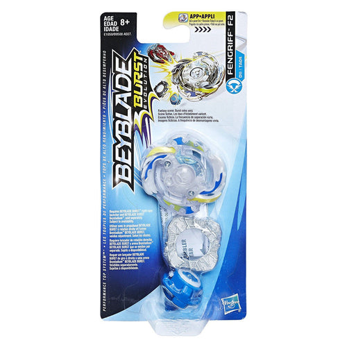 Hasbro Beyblade Burst Evolution Single Top Wave 5 Fengriff F2
