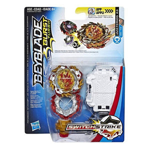 Hasbro Beyblade Burst Turbo SwitchStrike Starter Pack Amaterios A3