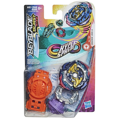 Hasbro Beyblade Burst Rise Hypersphere Judgement Joker J5 Starter Pack
