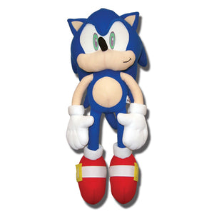 Great Eastern GE-7099 Sonic The Hedgehog: (Large) Classic Sonic Plush, 20""