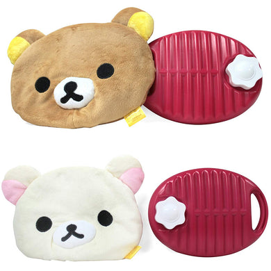 Fansclub SS7696 Rilakkuma & Korilakkuma Water Container + Plush Cover (Sold as 1:1 Ratio)