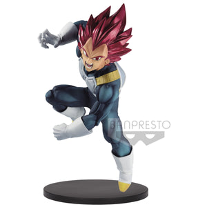 Dragon Ball Super Blood of Saiyans Special VII Super Saiyan God Vegeta Figure 81808