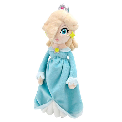 Sanei Super Mario All Star Collection AC36 Princess Rosalina Plush, 10.5