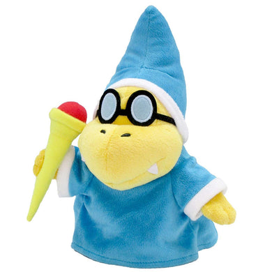 Sanei Super Mario All Star Collection AC39 Magikoopa / Kamek Plush, 8