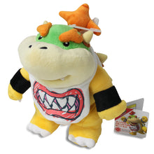 Sanei Super Mario All Star Collection AC11 Bowser Jr. Plush, 8""