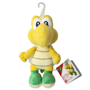 Sanei Super Mario All Star Collection AC13 Koopa Troopa Plush, 7""