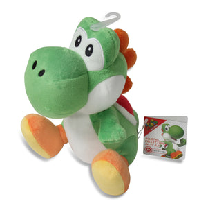 Sanei Super Mario All Star Collection AC03 Yoshi Plush, 8""