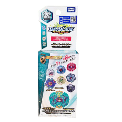 Takaratomy B-101 Beyblade Burst Vol. 9 Attack Random Booster