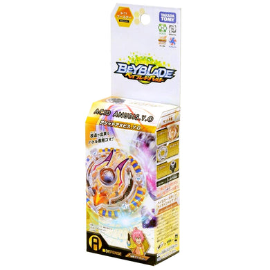 Takaratomy B-71 Beyblade Burst Acid Anubis.Y.O Defense Booster