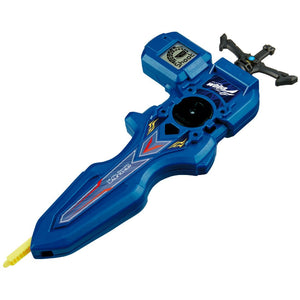 Takaratomy B-93 Beyblade Burst Digital Sword Launcher Blue