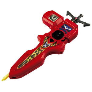 Takaratomy B-94 Beyblade Burst Digital Sword Launcher Red