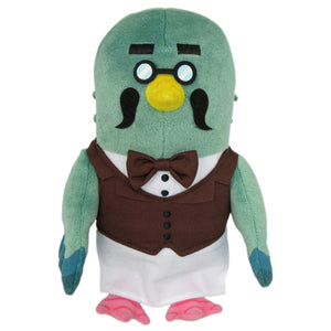 Little Buddy Animal Crossing Brewster Plush, 8""