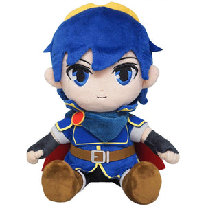 Sanei Fire Emblem All Star Collection FP01 Mars / Marth Plush, 10""