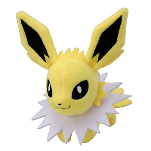 Takaratomy Pokemon Katanori Shoulder Clip-on Jolteon Plush, 4""