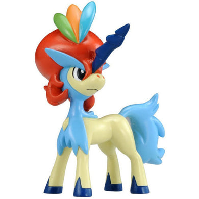 Takaratomy Pokemon M-142 Keldeo Resolute Forme Mini Figure, 2