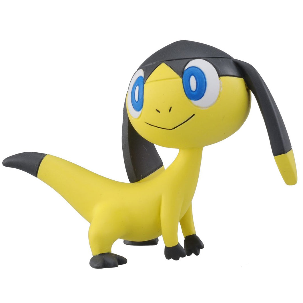 Takaratomy Pokemon MC-008 Helioptile / Elikiteru Mini Figure, 2