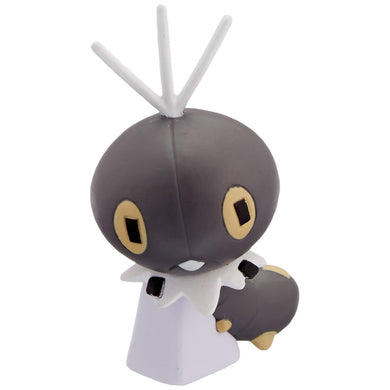 Takaratomy Pokemon MC-016 Scatterbug / Kofukimushi Mini Figure, 2