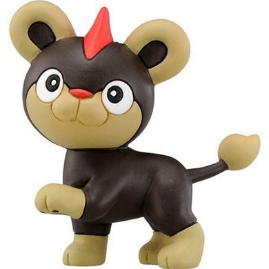 Takaratomy Pokemon MC-017 Litleo / Shishiko Mini Figure, 2