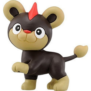 Takaratomy Pokemon MC-017 Litleo / Shishiko Mini Figure, 2""
