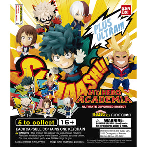 My Hero Academia UDM Vol. 1 Ballchain Figure Gashapon (Bag of 50 Capsules)