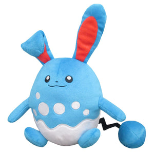 Sanei Pokemon All Star Collection PP100 Azumarill Plush, 7.5""