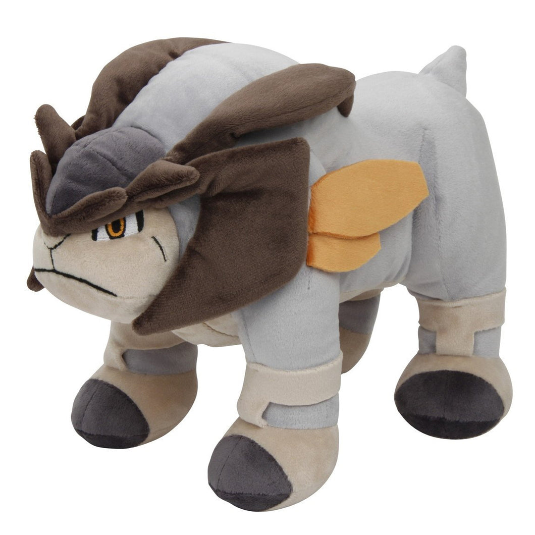 Pokemon Center Black and White Pokedoll Terrakion Plush, 12