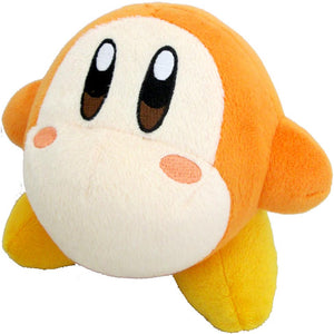 Little Buddy Kirby's Adventure All Star Collection Waddle Dee Plush, 5""