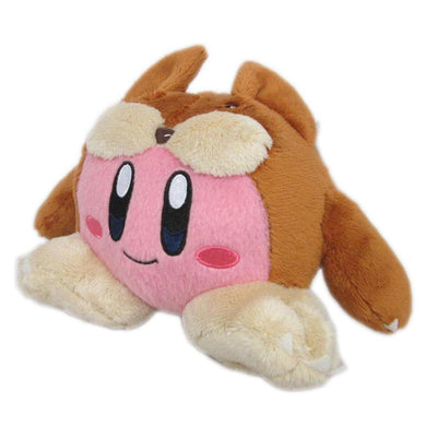 Little Buddy Kirby's Adventure Animal Kirby Plush, 5.5
