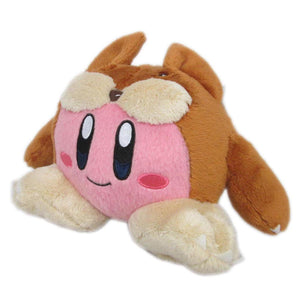 Little Buddy Kirby's Adventure Animal Kirby Plush, 5.5""