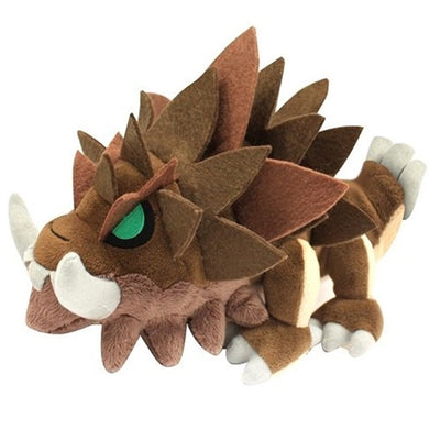 Capcom Monster Hunter Akamutorum / Akantor Plush, 8