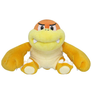 Sanei Super Mario All Star Collection AC34 BunBun Yellow Plush, 6.5""