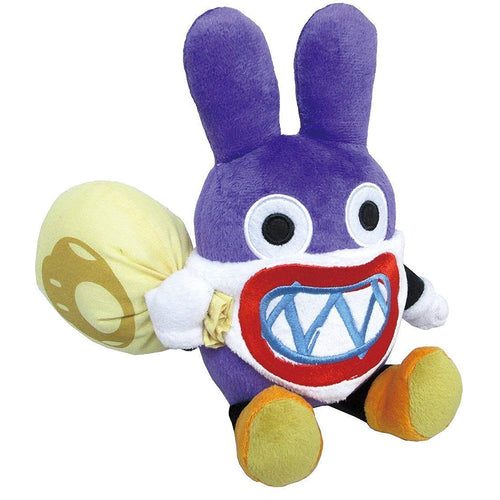 Little Buddy Super Mario 3D World Series Nabbit Plush, 9