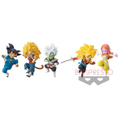 Dragon Ball Z WCF World Collectible Vol. 7 Assorted Figure (Random Box Set of 12) 10234
