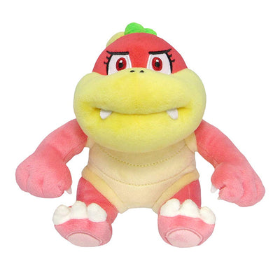 Sanei Super Mario All Star Collection AC35 BunBun Pink Plush, 6.5