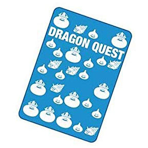 EP3116 Dragon Quest AM Fleece Blanket - Blue Slime