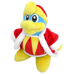 Little Buddy Kirby's Adventure All Star Collection King Dedede Plush, 10""