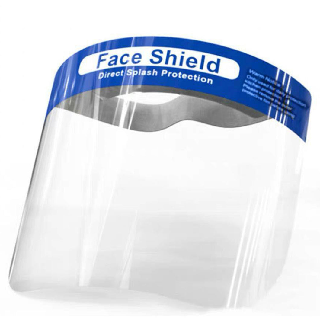 Full Face Shield Anti-Fog Direct Splash Protector