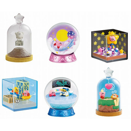 Re-ment Kirby Mini Terrarium Collection Game Selection Blind Box (Box of 6)