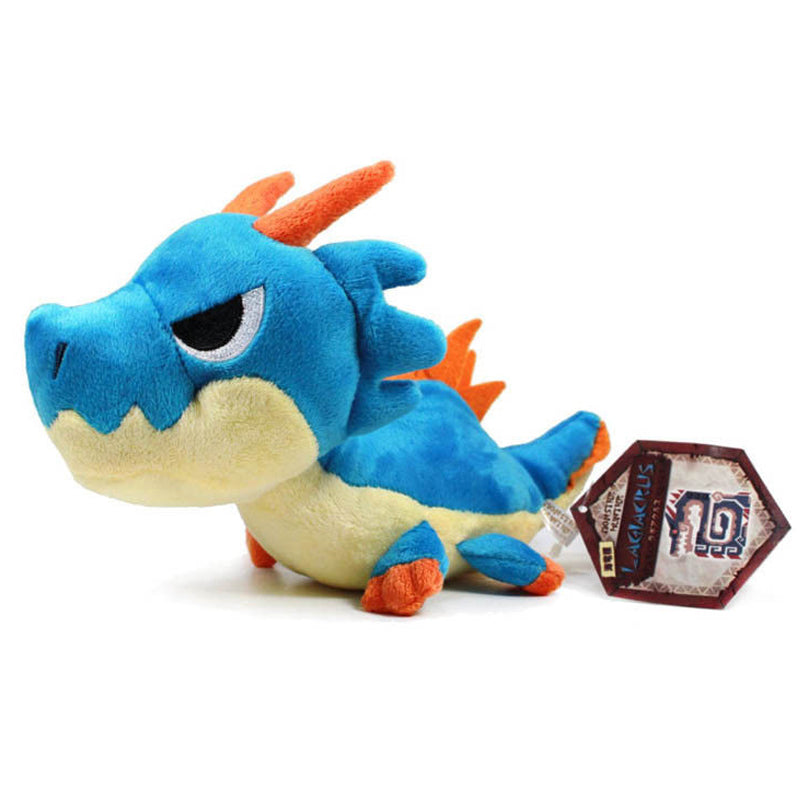 Capcom Monster Hunter Lagiacrus Plush, 5