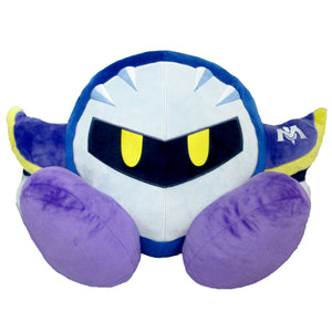 Little Buddy 1466 Kirby of the Stars Meta Knight Large Pillow Cushion Plush, 13""