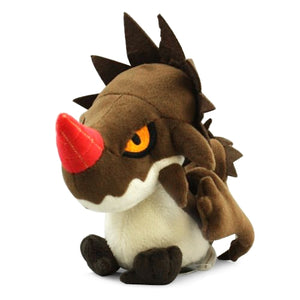 Capcom Monster Hunter Monoblos Plush, 7""