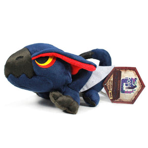 Capcom Monster Hunter Nargacuga Plush, 4""