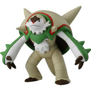 Takaratomy Pokemon X & Y SP-07 Chesnaught Figure, 2.5