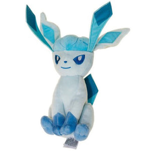 TOMY USA Pokemon Eeveelution Series - Glaceon T18137 Plush