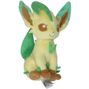 TOMY USA Pokemon Eeveelution Series - Leafeon T18102 Plush